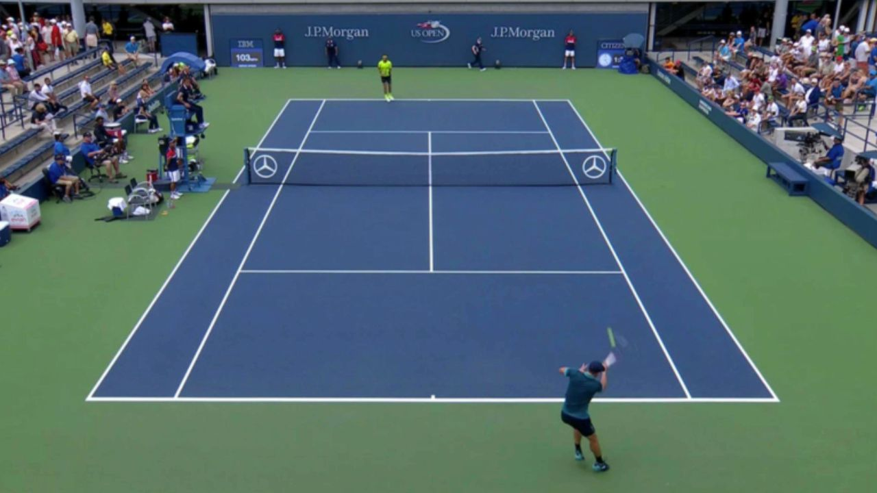 Millman advances at US Open