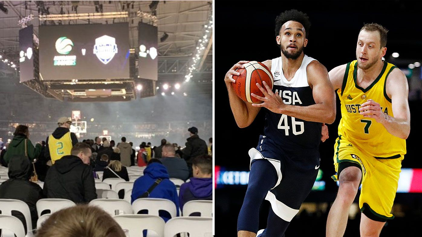 Thousands of basketball fans eligible for refunds following Boomers and Team USA fiasco
