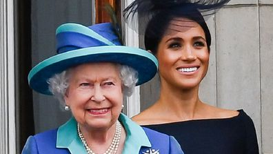 A royal insider says the Queen wants to avoid Meghan feeling alienated like Diana.