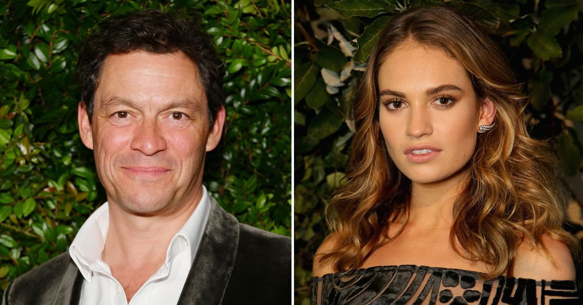 Lily James cancels yet another scheduled TV appearance amid Dominic West drama – 9TheFIX