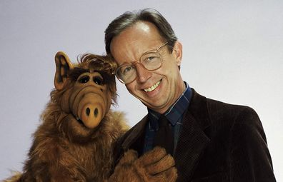 Max Wright on ALF