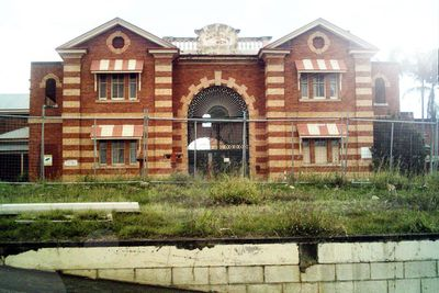 <strong>Boggo Road Gaol in Dutton Park, Queensland</strong>