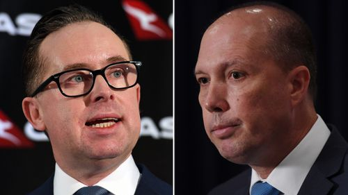'Stick to their knitting': Peter Dutton lashes CEOs over gay marriage