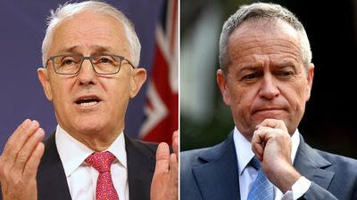 Turnbull attacks Shorten over border policy