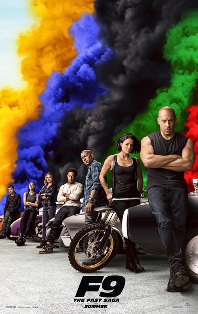 Biggest movies, 2021, Fast & Furious 9
