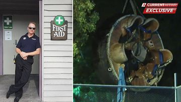Dreamworld accident gave first responder paramedic PTSD