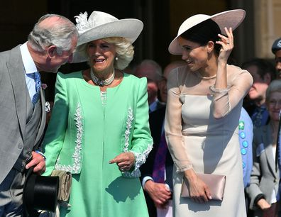 Prince Charles Camilla and Meghan