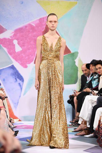 Schiaparelli, haute couture autumn/winter, '16/'17, Paris Fashion Week