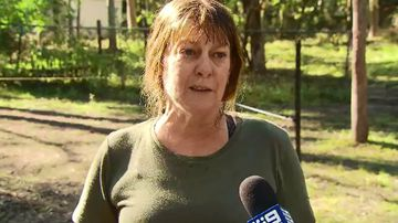 Charmaine Maguire said she was trying to do the right thing. Picture: 9NEWS
