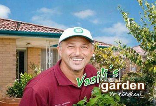 Vasili's Garden to Kitchen