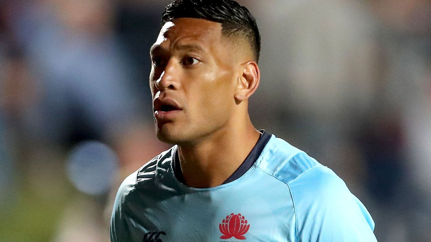 Land Rover reportedly seize sponsored car off Israel Folau over views on homosexuality