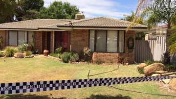 Former Perth home of accused Claremont serial killer searched