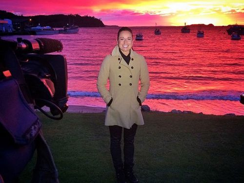 Jayne Azzopardi has travelled Australia and the world doing live reporting.