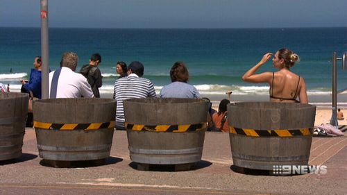 From bollards to planter boxes, authorities are installing subtle measures to keep the public safe. (9NEWS)
