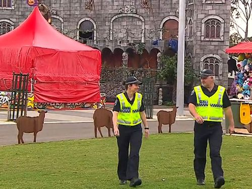 Chief Inspector Matt Nairne says there will be a highly-visible and targeted police presence within the Wayville showground and more patrols than ever in surrounding streets.