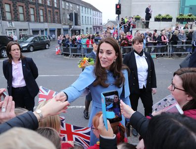"As Meghan prepares to give birth, Kate Middleton is reportedly ""broody for a fourth child""."