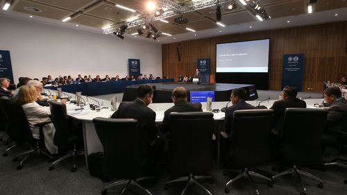 The ASEAN Summit in Sydney will see leaders from 10 southeast Asian countries hold talks on trade, regional security, human rights and counter-terrorism. Picture: AAP.