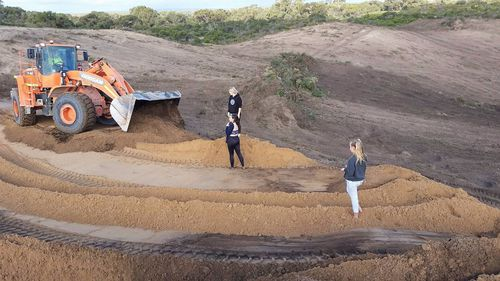 Some locals told 9NEWS they were 'heartbroken' by the development. (9NEWS)