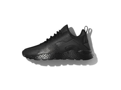 <p>This signature kick has been given a luxe upgrade – along with three more iconic styles – as part of Nike's limited edition Beautiful X Powerful collection. The all-black sneakers have been finished in rich leather and woven materials, perfect for smashing glass ceilings or your next PB. <br> Nike Air Huarache Run Ultra black leather sneakers, part of the limited edition Nike Beautiful X collection, $220. Available from October 6 via the SNKRS App and retailers globally. www.nike.com</p> <p></p>
