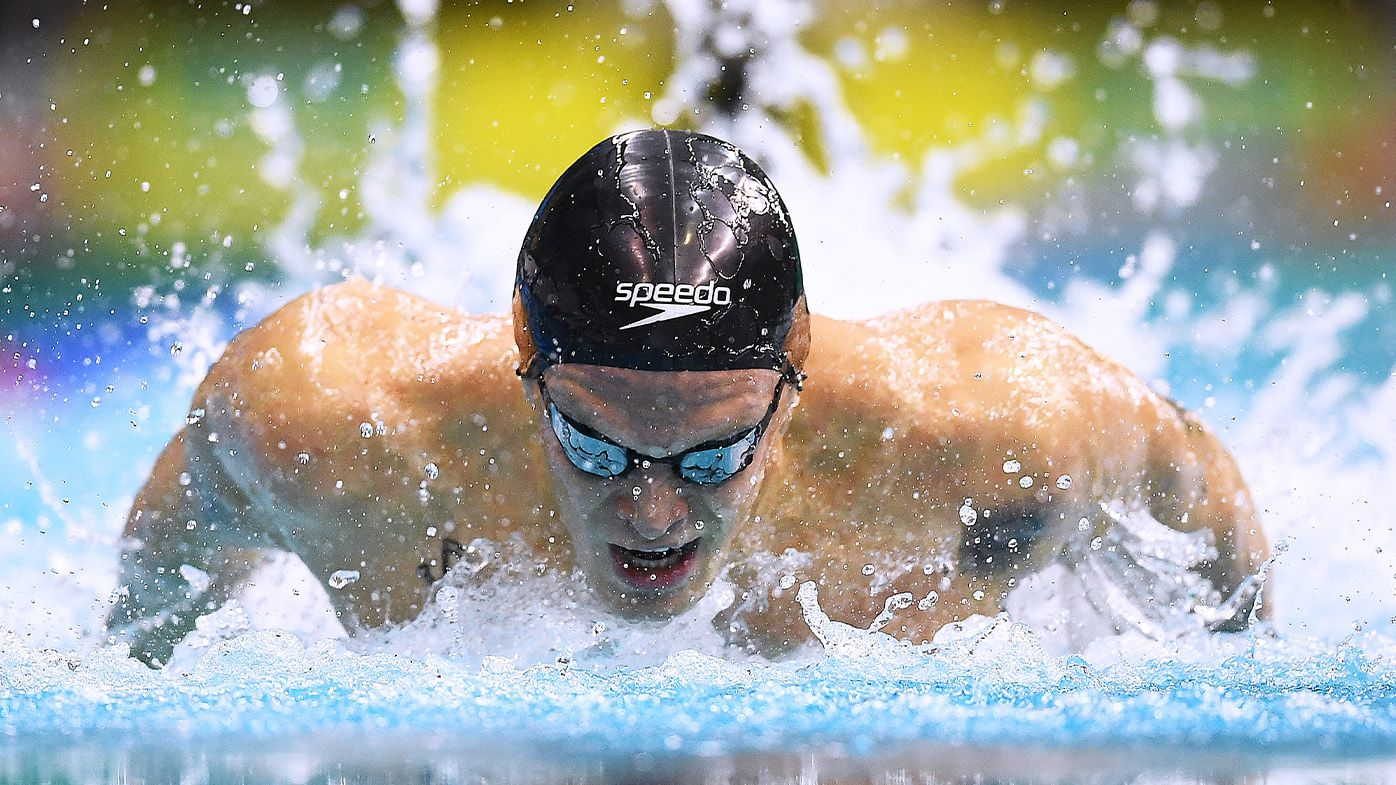Cody Simpson's Tokyo Games dream dashed in final shot at Australian swimming trials