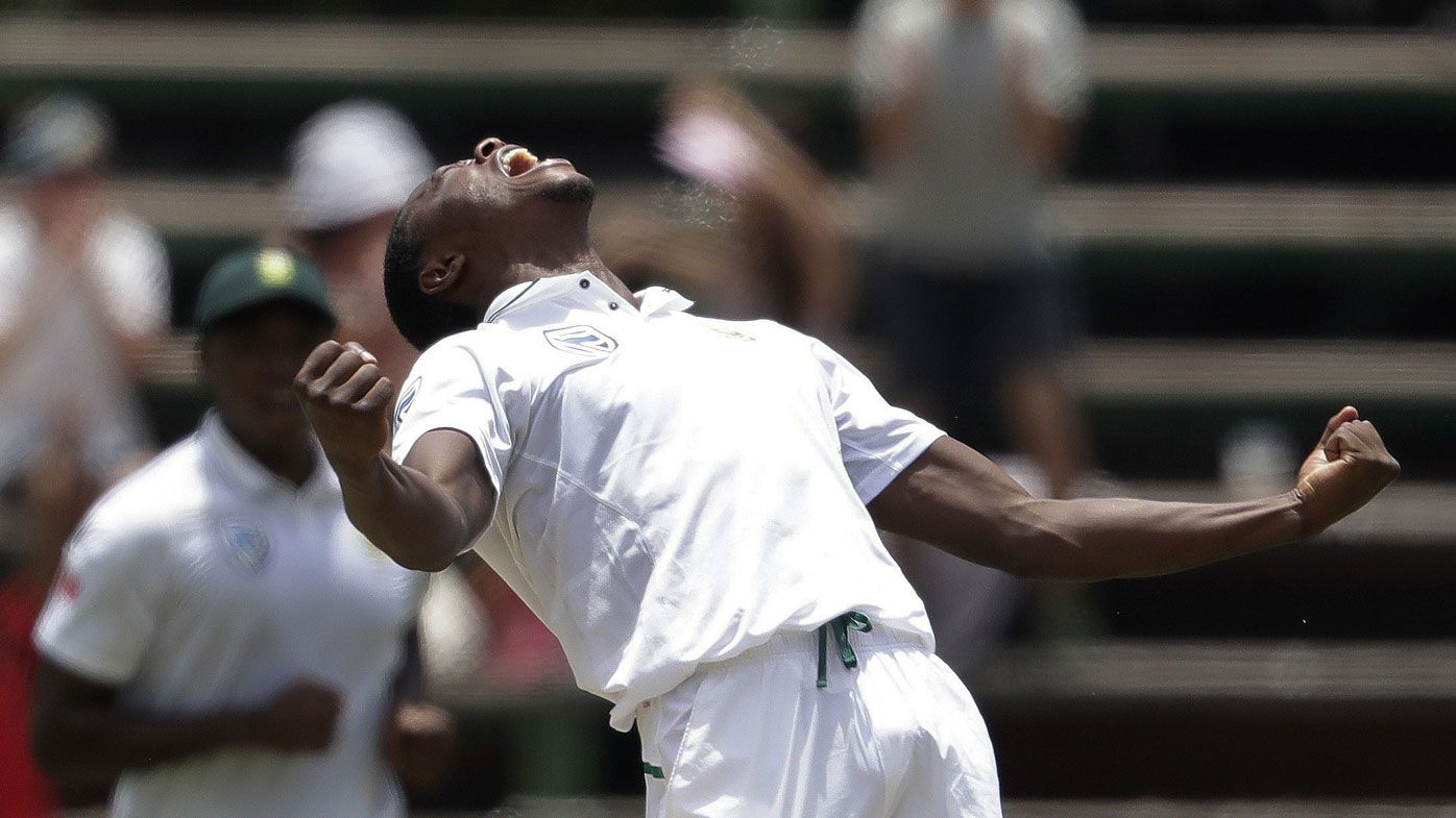 Suspended Proteas star Kagiso Rabada tops ICC rankings as world's best bowler