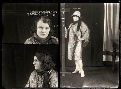 Edith Ashton, 1929