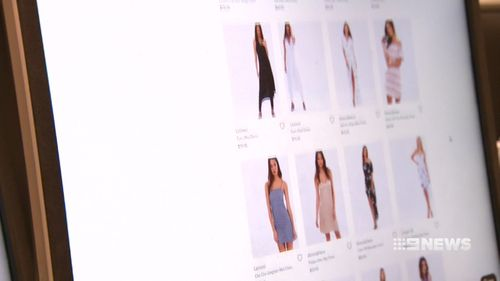 Retailers are now forced to combat with the rise of online shopping and overseas companies. Picture: 9NEWS.