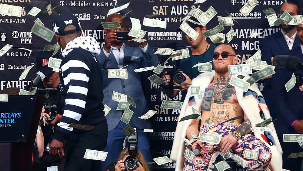 Mayweather vs McGregor live stream: How to live stream the fight in Australia