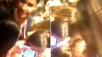 'People were struggling to breathe': Schoolies trapped in lift