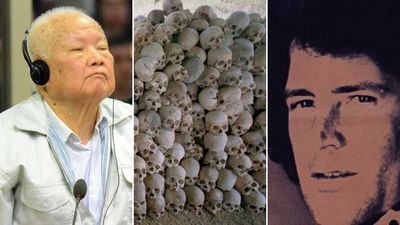 Justice at last for Australian pair murdered by Khmer Rouge