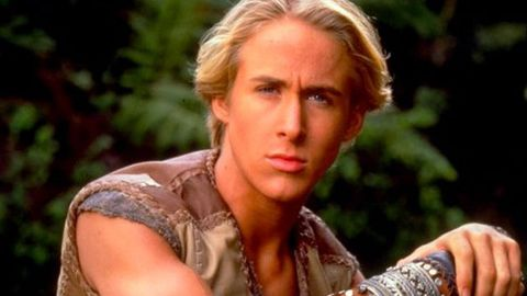 Ryan Gossling as Young Hercules