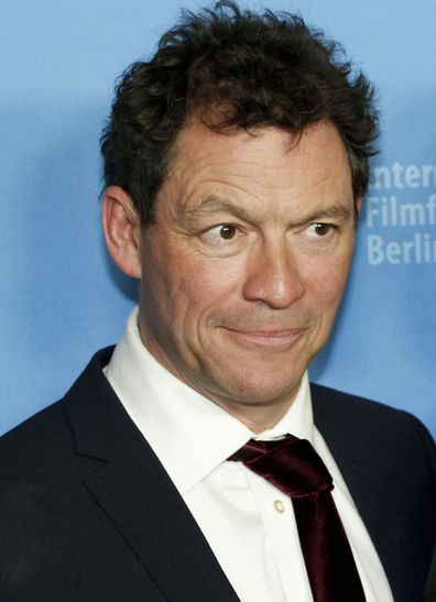 "Actor Dominic West poses at the ""Stateless"" premiere during the 70th Berlinale International Film Festival Berlin at Zoo Palast on February 26, 2020 in Berlin, Germany."