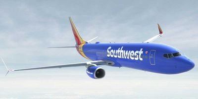 6. Southwest Airlines