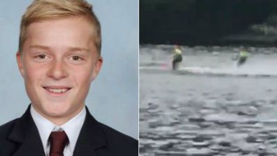 Dad's tribute to teen waterskier killed in tragic accident