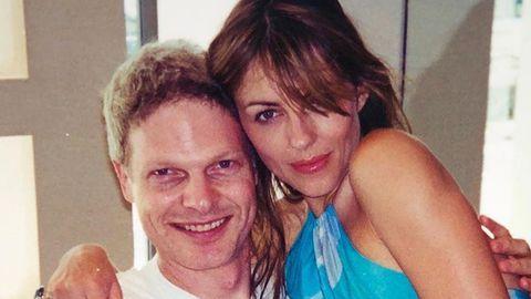 Elizabeth Hurley, relationship, timeline, dating, exes, boyfriends, Steve Bing