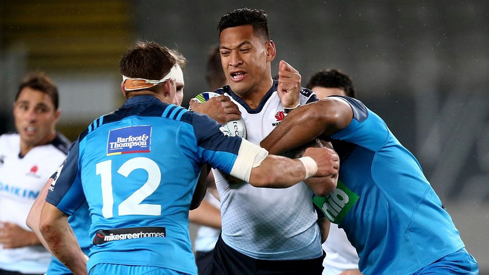 Tahs lose but survive for one more night