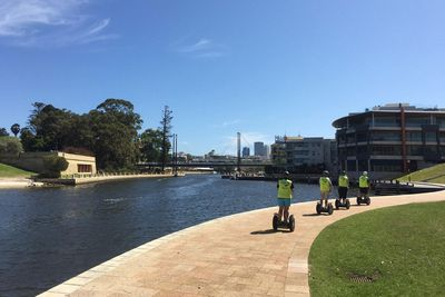 4. Perth East Foreshore and City Segway Tour, Perth, Western Australia