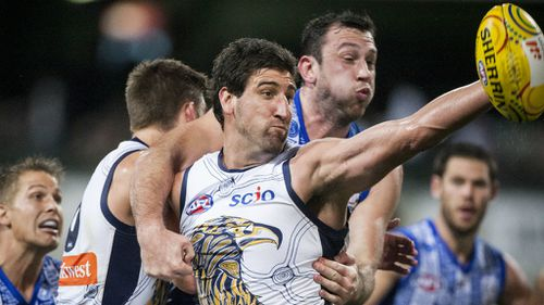 West Coast Eagles' Dean Cox to retire just short of record 300 games