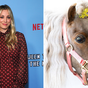 Kaley Cuoco mourns the loss of her rescue dwarf pony