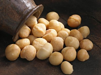 <strong>Macadamia nuts</strong>