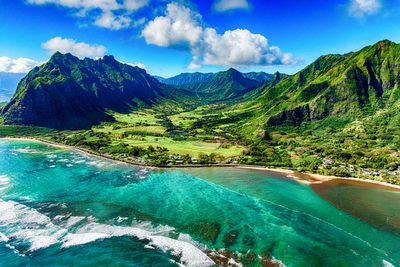 Best luxury family holiday destination: Hawaii
