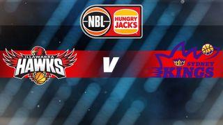 Round 9: Illawarra Hawks v Sydney Kings