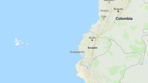 Magnitude 6.0 earthquake hits Ecuador coast
