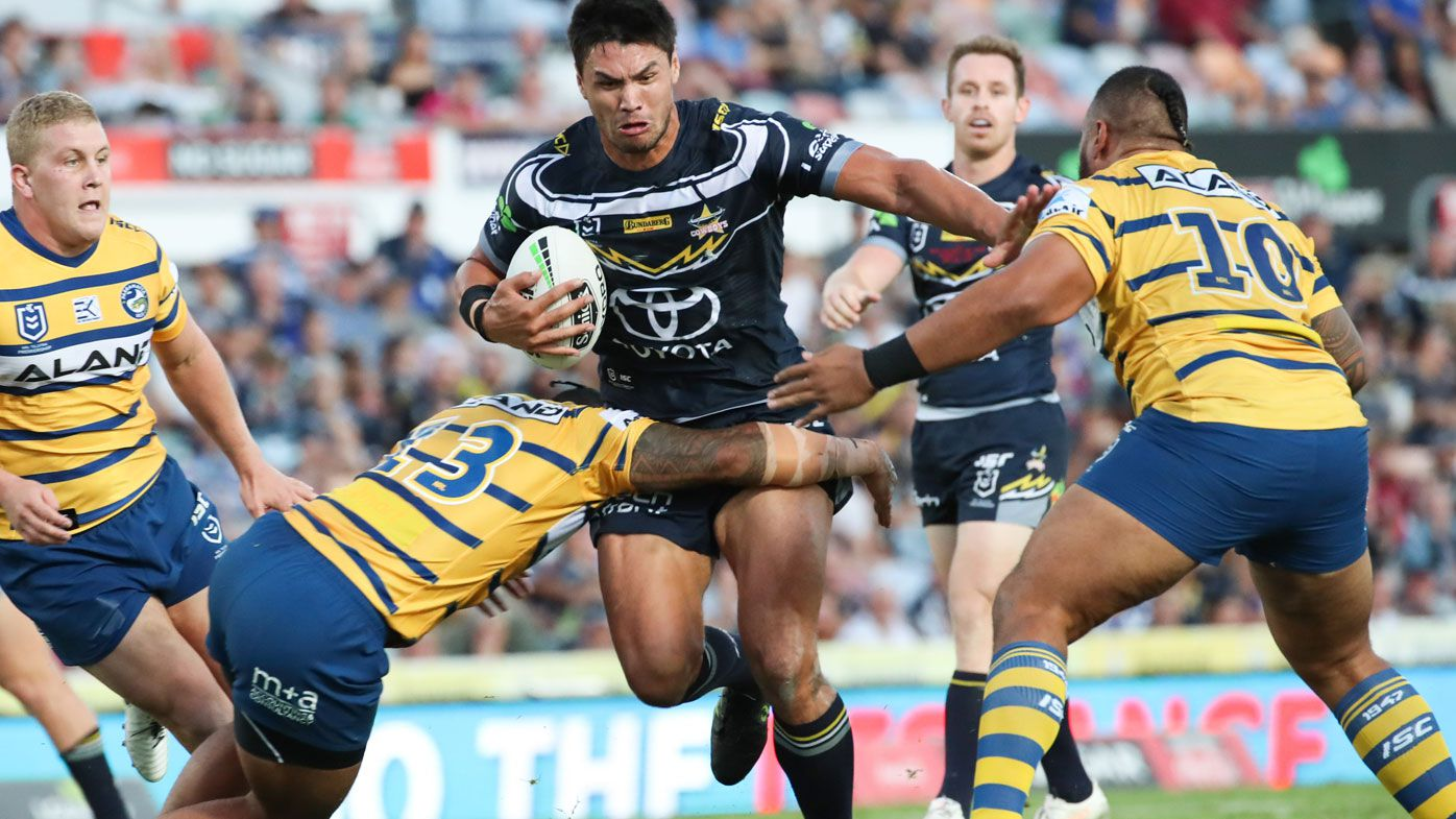 Cowboys down the Eels in Townsville