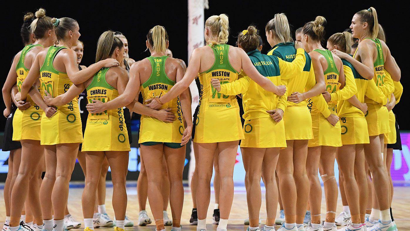 New Zealand v Australia - Constellation Cup 2021