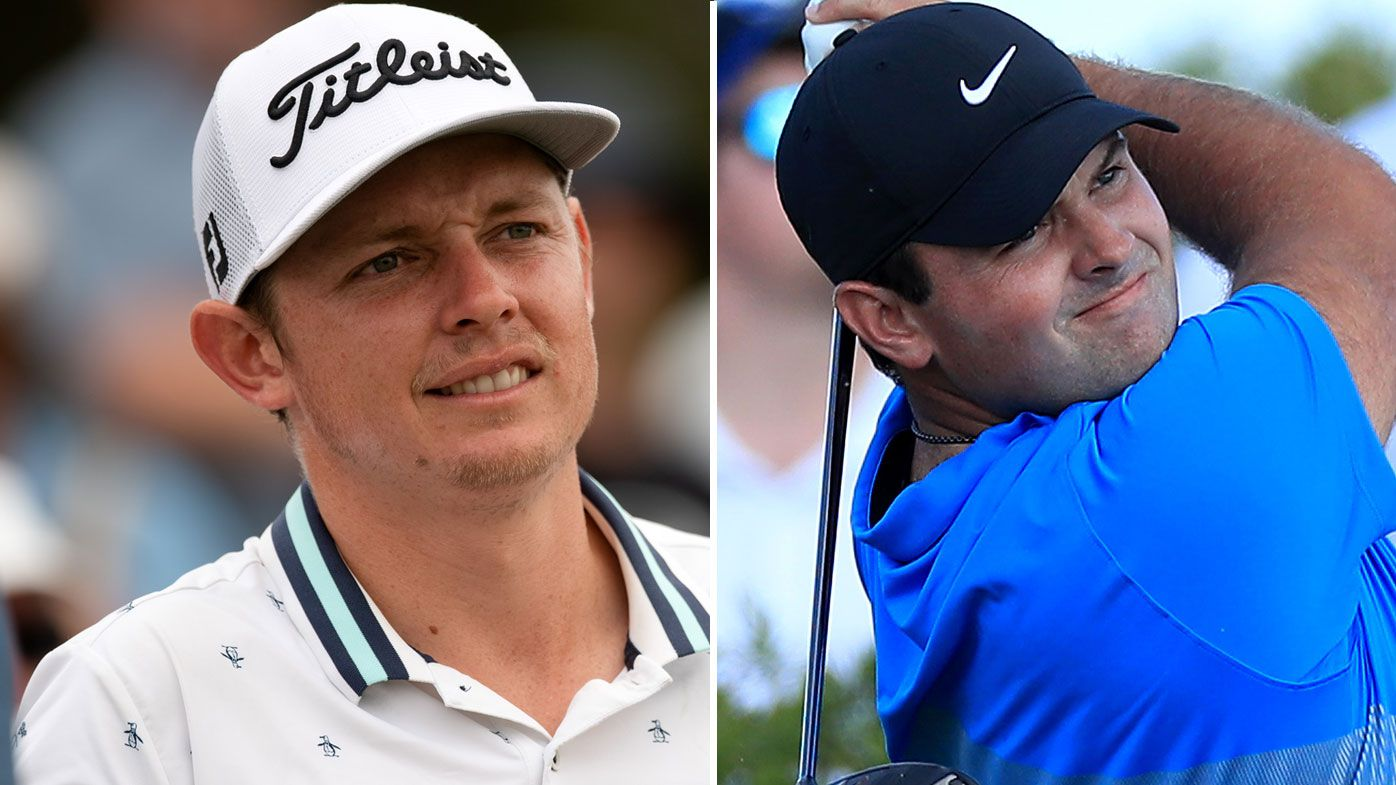 'A bit of a bulls**t': Aussie Cameron Smith won't cop Patrick Reed golf excuses