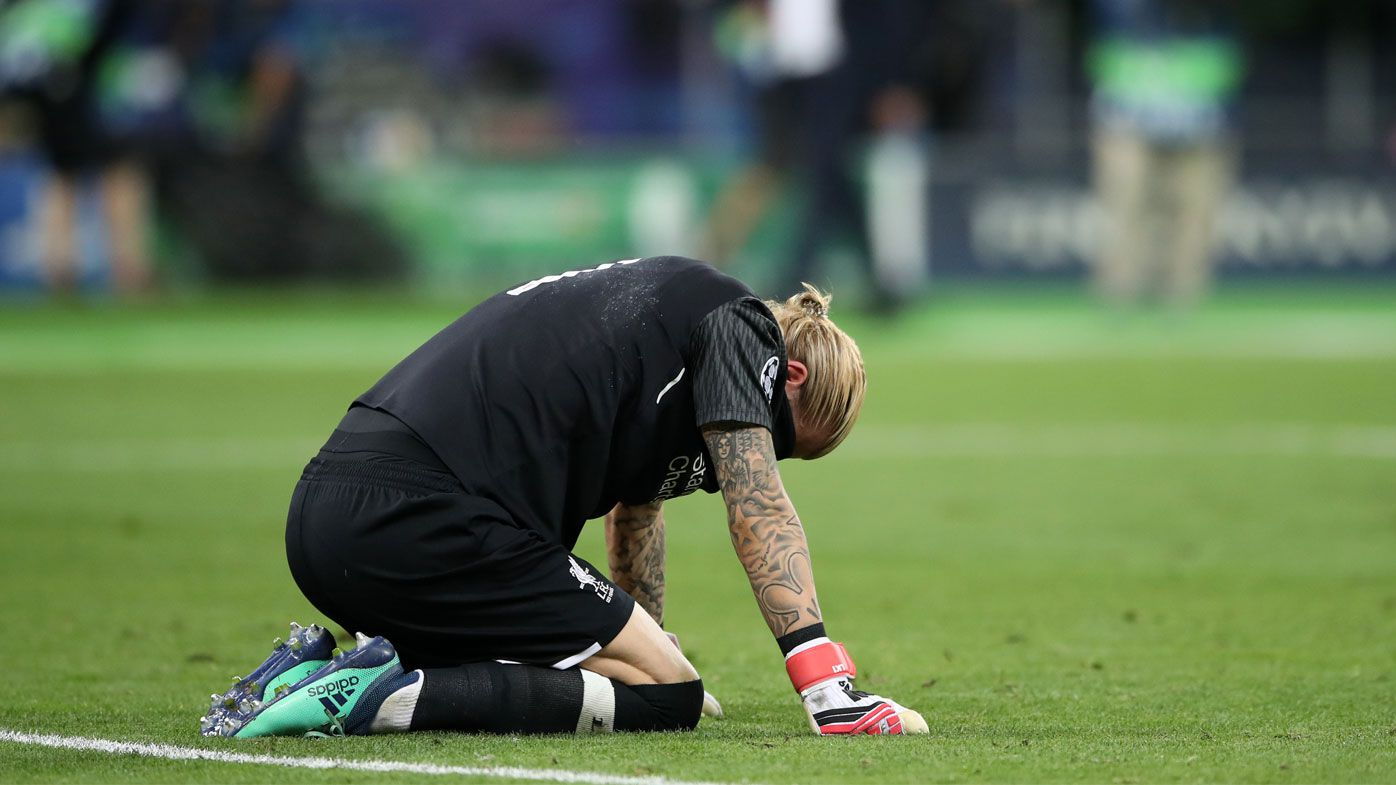 Loris Karius unable to sleep after UEFA Champions League final shocker