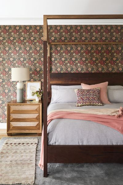 <strong>Bedrooms feel cosy and nostalgic</strong>