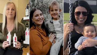 Mums who started businesses during lockdown