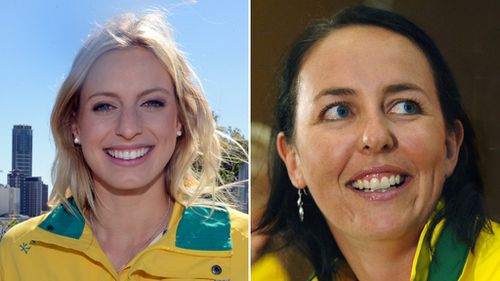 Laura Geitz and Liz Ellis will commentate. (AAP file images)
